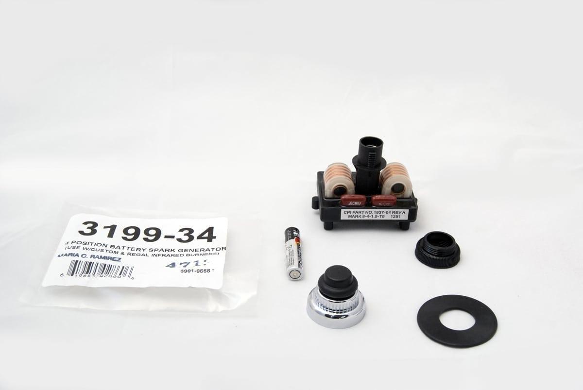 Generator, Battery Spark Kit