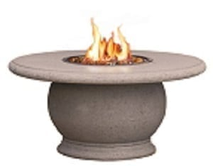 Amphora FireTable W/Concrete Top