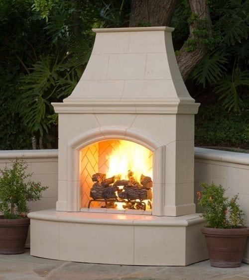 Phoenix Outdoor Fireplace
