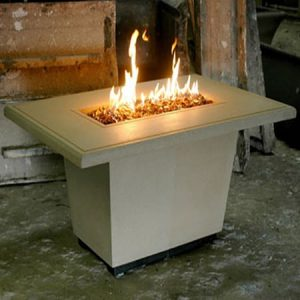Gas Outdoor Fire Features