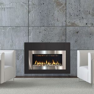 Twenty6 F1 Fireplace-Air gas Products