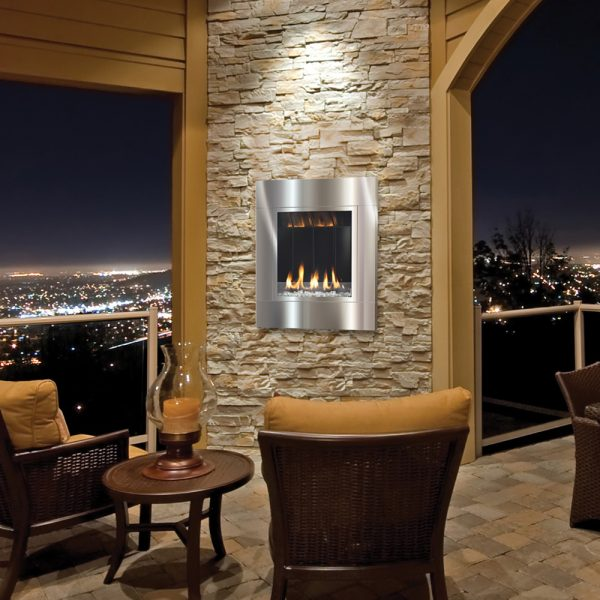 one6 outdoor Fireplace - Arizona Gas Products