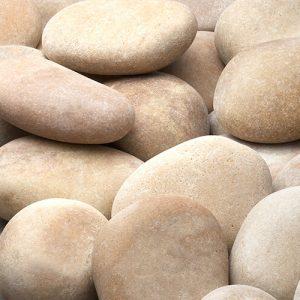 Tan Fire Stones
