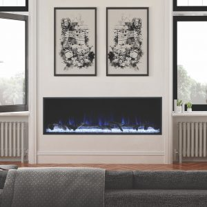 60 Inch Electric Fireplace